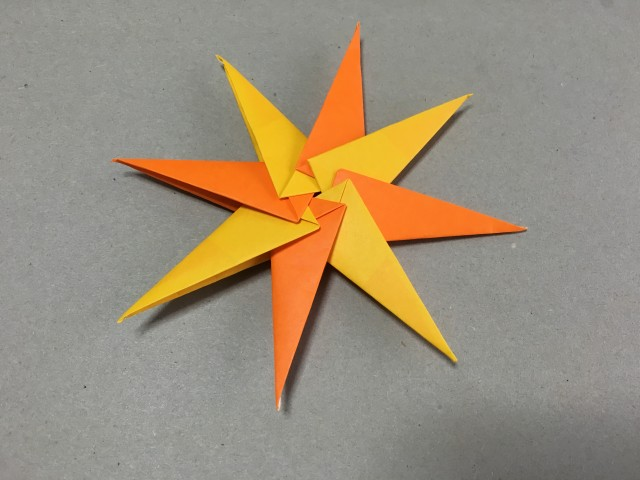 折り紙の : 折り紙の作り方 : ikujino-chiebukuro.com