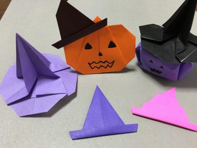 クリスマス 折り紙 折り紙 ハロウィン かぼちゃ : ikujino-chiebukuro.com