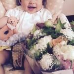 1歳の誕生日の飾り付けを女の子向けに!ガーランドや風船で可愛く